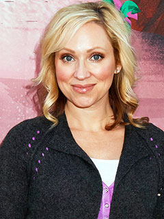 Leigh Allyn Baker Good Luck Charlie Tibrina HobsonGetty