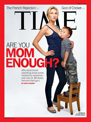 What Do You Think of TIME's Breastfeeding Cover?