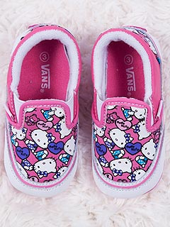 Vans Latest Hello Kitty Collection  Moms  Babies  Celebrity