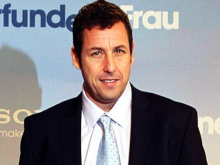 From EW: Adam Sandler to Star in New Movies Exclusively for Netflix | Adam Sandler