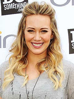 Hilary Duff: 'I Love Changing Diapers!' ? Moms & Babies ? Moms & Babies ...