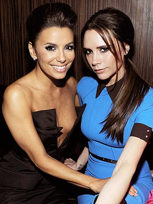 Eva Longoria Talks Harper Beckham and Mark Sanchez