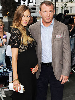 Guy Ritchie Jacqui Ainsley Welcome Daughter Rivka