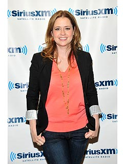 Jenna Fischer I Lost My Baby Weight Slowly And
