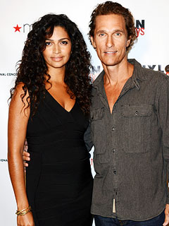 Matthew and Camila McConaughey Welcome Baby