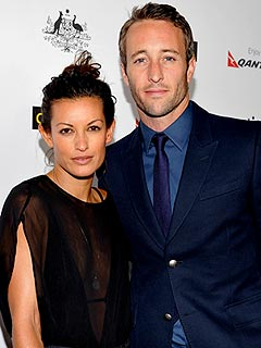 Alex OLoughlin and Malia Jones Welcome Son