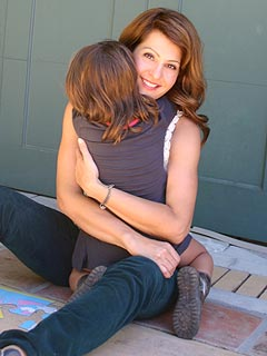 Nia Vardalos Instant Mom Adoption