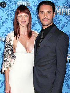 Jack Huston Shannan Click Welcome Daughter Sage Lavinia