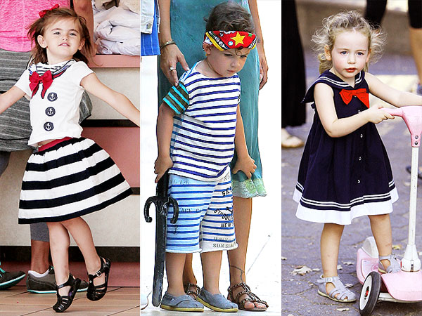 Toddler Boys Designer Sailor Themed Clothes Gaz Shirley Pacific Coast News