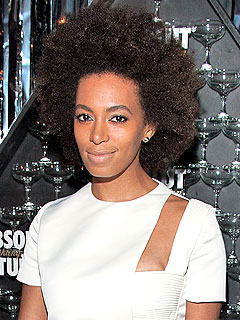 Solange: I'm a Hot Mess During School Runs