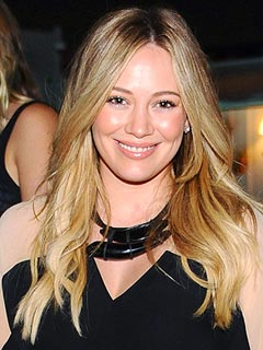 Hilary Duff: Why I'm Happy to Be a Young Mom