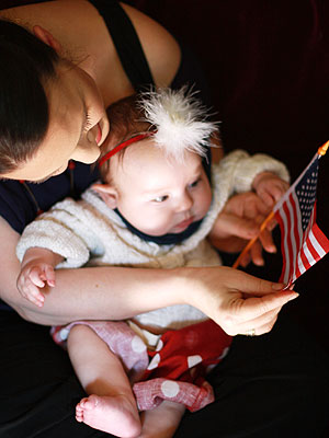 Jenna von Oy's Blog: United We Stand in Politics and Parenthood