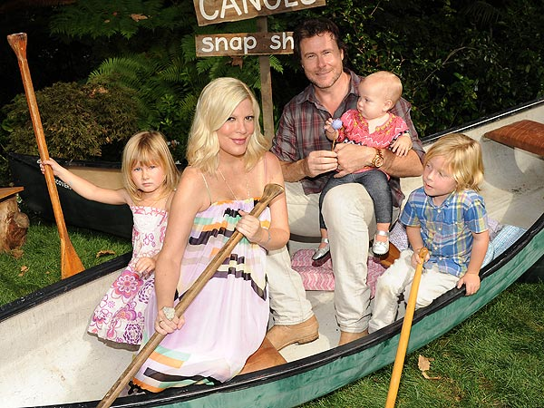 Tori Spelling Stella Saved My Life