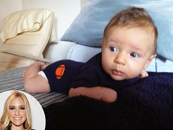 Kristin Cavallari's Football Fan - Camden