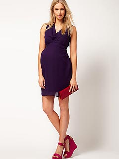 ASOS Maternity Tulip Dress