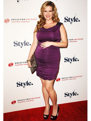 Sara Rue StYLE Give &amp; Get Fete event