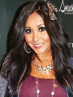Snooki Trading Club Life for Crib Time