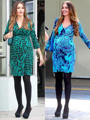 Sofia Vergara's Sexy On Screen Maternity Style – Moms ...