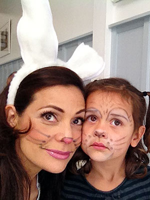 Constance Marie Blogs: The Kid Versus the Vegetables