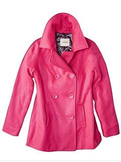 Target Cherokee Girls Pea Coat
