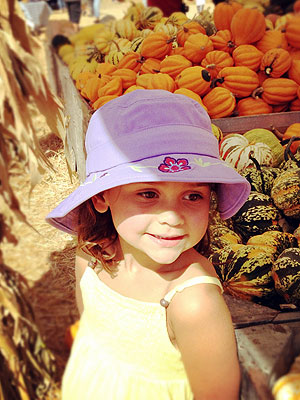 Constance Marie's Blog: Kid Versus the Vegetables