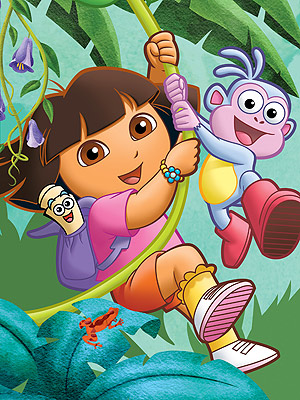 Nickelodeon Dora the Explorer Thanksgiving Episode