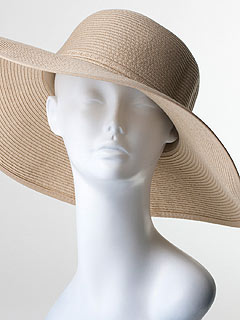 American Apparel Straw Field Hat