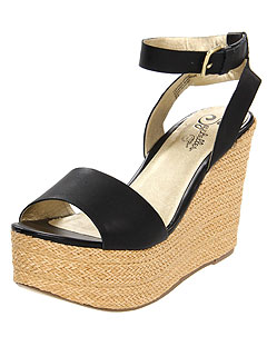 Seychelles Wide Wedge Sandals