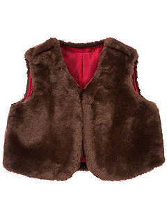 1 Trend, 3 Ways: Mini Fur Vests