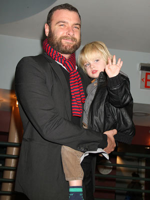 Liev Schreiber Kai 42nd Street Gala