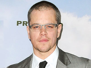 Matt Damon: I'm Nude 'A Lot' in Liberace Film | Matt Damon