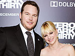 Chris Pratt Loves Anna Faris's Post-Baby Booty