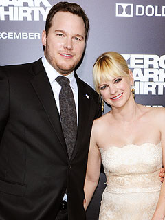 Chris Pratt Loves Anna Faris' Post Baby Booty