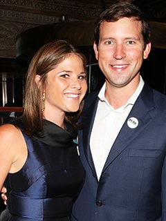 Jenna Bush Hager Expecting First Child