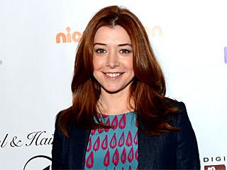 Alyson Hannigan Says There's No Sibling Rivalry Between Her Daughters | Alyson Hannigan