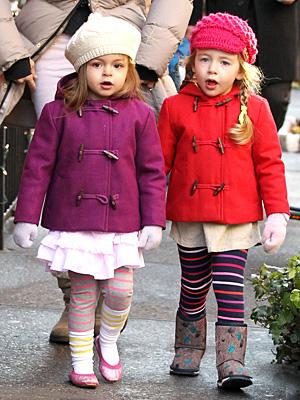 Tabitha and Loretta Broderick's Winter Chic