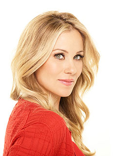Christina Applegate's Blog