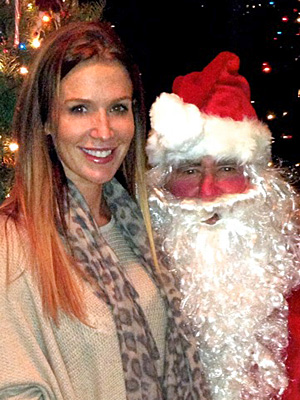 Poppy Montgomery's Blog: A Mother's Hunt for the Perfect Christmas
