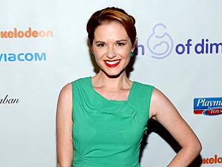 Sarah Drew: Baby Micah Might Be a Musician | Sarah Drew