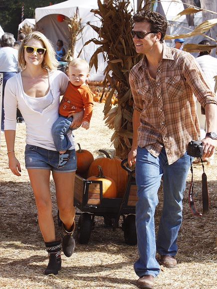 PUMPKIN PATCH  photo | Ali Larter