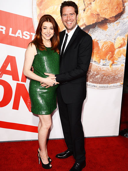 GOING GREEN photo | Alyson Hannigan