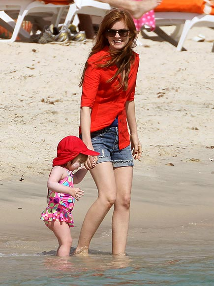 ISLA FISHER & ELULA photo | Isla Fisher