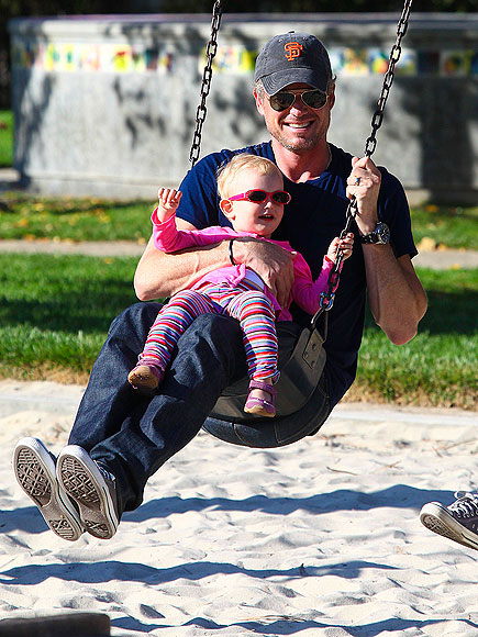 ERIC & BILLIE DANE photo | Eric Dane