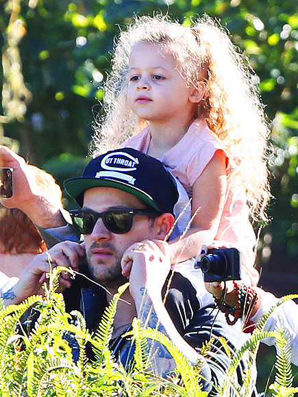 JOEL & HARLOW MADDEN photo | Joel Madden