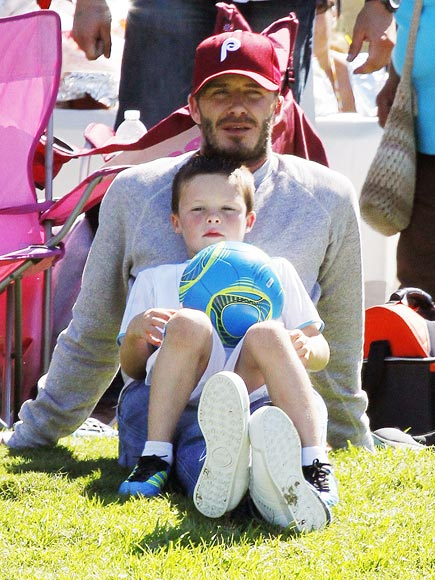 CRUZ BECKHAM photo | David Beckham