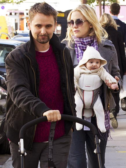 MATTHEW BELLAMY photo | Kate Hudson