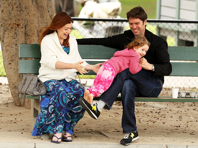 BENCH WARMERS photo | Alyson Hannigan