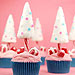 14 Cheerful (and Yummy!) Cupcakes for the Holiday