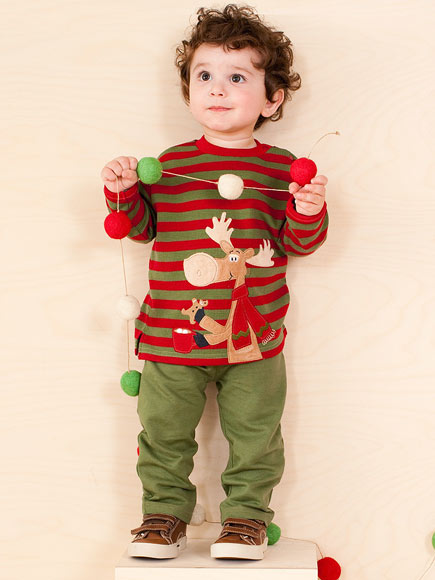17 Adorable Kids Looks for the Holidays