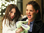 The Holmes-Cruise Family in Happier Times | Katie Holmes